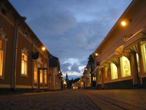 Vue du Vieux Rauma